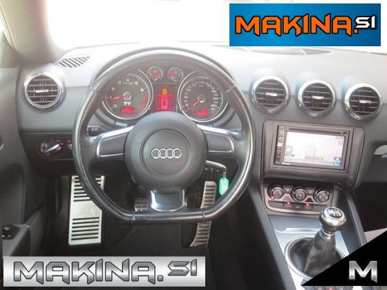 Audi TT Coupe 2.0T FSI XENON + NAVIGACIJA + USNJE + BREZ POLOGA...
