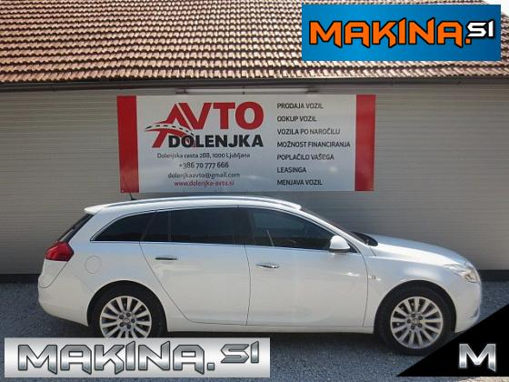 Opel Insignia Sports Tourer 2.0CDTI COSMO PDC + USNJE + POLOG LE 699€