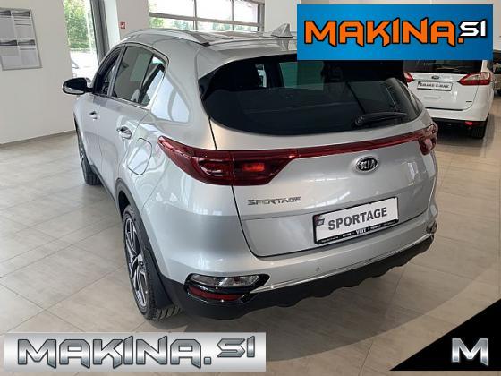 Kia Sportage 2WD 1.6 CRDI EX Fresh ISG