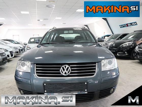 Volkswagen Passat Variant 1.9 TDI- DIGITALNA KLIMA- 16 COL -KLJUKA-
