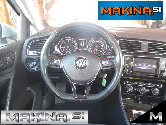 Volkswagen Golf Variant 2.0TDI BMT HIGHLINE + NAVIGACIJA + 2 X PDC + USNJE + TEL..
