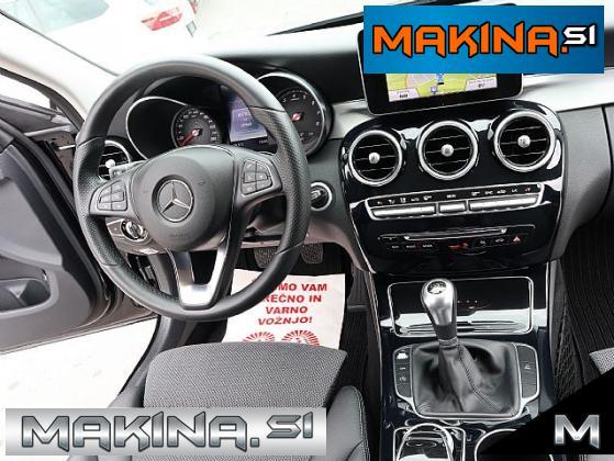 Mercedes-Benz C-Razred C 180 AMG- SAMO 45.000KM-NAVIGACIJA- 19 COL- PDC- KOT NOV-
