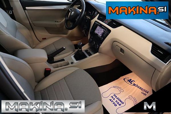 Škoda Octavia Combi 1.6 TDI Elegance- NAVI- 2 X PDC- ALU- JAMSTVO 12.Mesecev