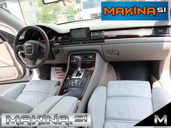 Audi A8 quattro 3.0 V6 TDI- BI.XENON- KEYLESS- SPORT PAKET-