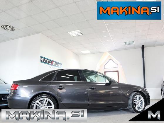 Audi A4 2.0 TDI- SLOVENSKO VOZILO- SAMO 157.000KM- 18 COL- KOT NOV-
