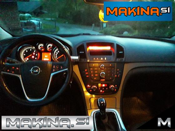 Opel Insignia SportsTourer 2.0 CDTI Edition