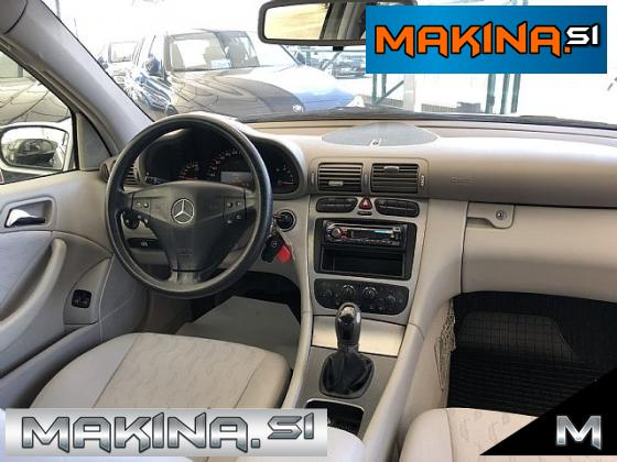 Mercedes-Benz C-Razred C 200 Kompressor Coupé Classic