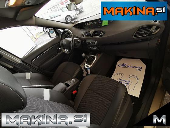 Renault Scenic dCi 110 Dynamic- NAVIGACIJA- PDC- JAMSTVO 12.Mesecev