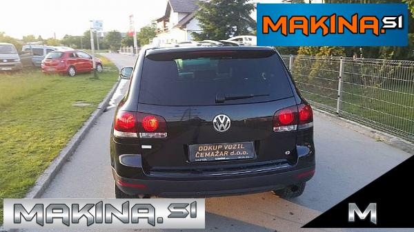 Volkswagen Touareg 2.5 R5 TDI DPF MOŽNOST HITREGA KREDITA