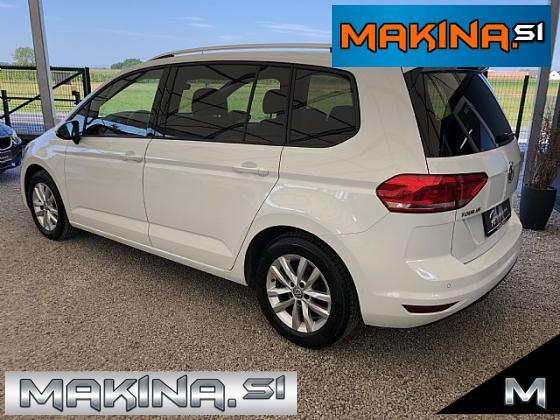 Volkswagen Touran 1.6 TDI BMT Comfortline- navigacija- pdc- alu16- kamera