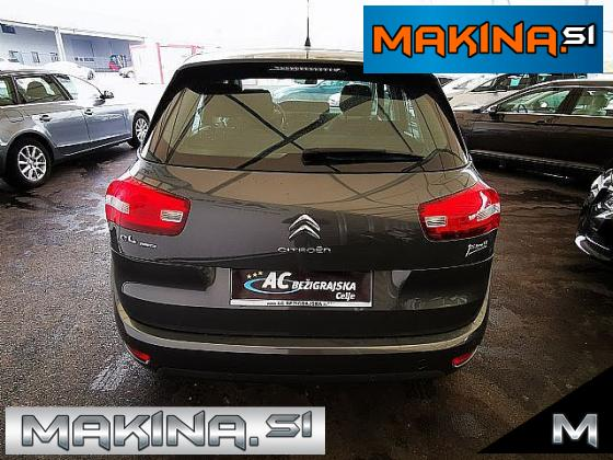 Citroen C4 Picasso 2.0 BlueHDi Business Avtomatic- NAVIGACIJA- PDC- LED- ALU- JAMSTVO