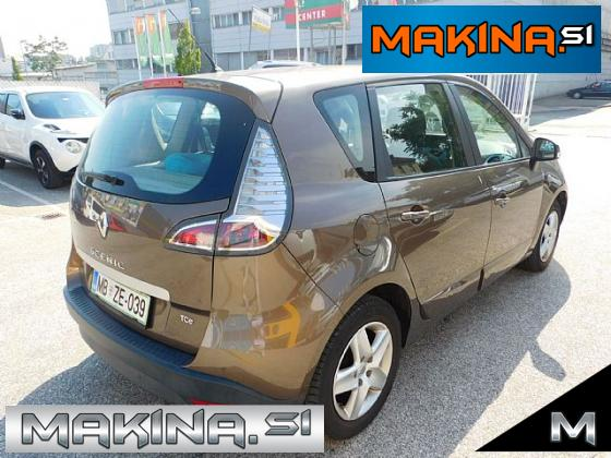 Renault Scenic 1.2 TCe 115 Energy Limited Edition