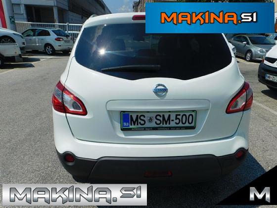 Nissan Qashqai +2 1.6 16V Tekna E5