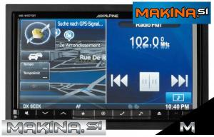 MULTIMEDIJSKI AVTORADIO ALPINE INE-W977BT