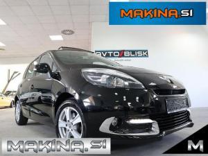 Renault Scenic 1.6 dCi Bose Edition- 2 X PANORAMA- NAVIGACIJA- DIODE- PDC-