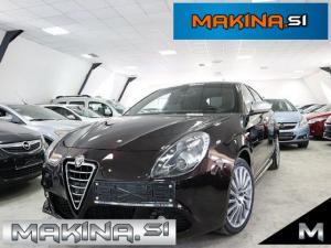 Alfa Romeo Giulietta 2.0 JTDm SPORT TCT- NAVIGACIJA- USNJE- TEMPOMAT- 18 COL-