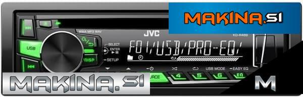KDR469 - JVC avtoradio