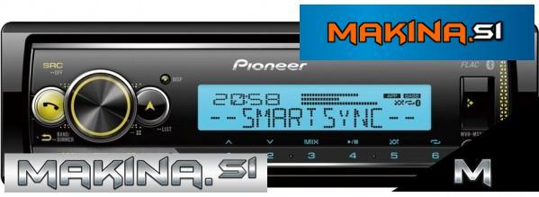 MVH-MS510BT - Marine radio Pioneer
