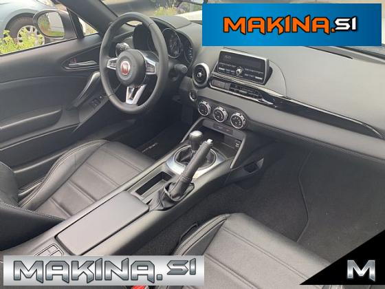 Fiat 124 Spider 1.4T Multiair Turbo Lusso - ENKRATNA PRILOŽNOST