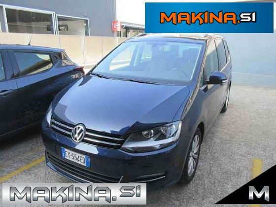 Volkswagen Sharan 2.0TDI HIGHLINE DSG + NAVIGACIJA + 2 X PDC + GRETJE SEDEŽEV + LE 109TKM