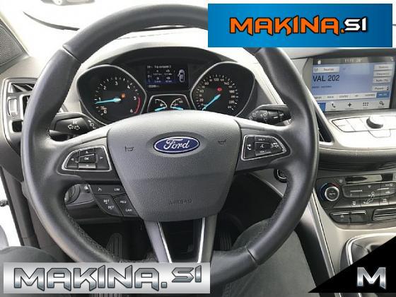 Ford Kuga 4x2 1.5 TDCi Style - AKCIJA