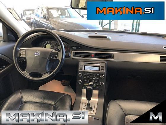 Volvo S80 D5 Momentum- navigacija- pdc- alu16