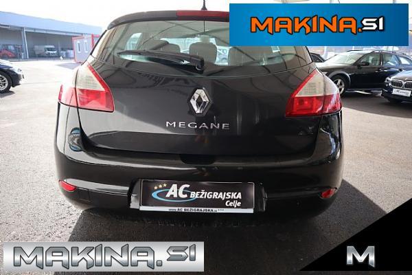 Renault Megane Berline 1.5 dCi Business- ALU- BREZ POLOGA