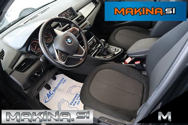 BMW serija 2- 216d Gran Tourer-7.SEDEŽEV- NAVIGACIJA- PDC- JAMSTVO
