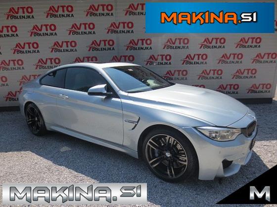 BMW -M4 Coupé NAVIGACIJA + BIXENON + LED + MEMORY + KAMERA + 2 X PDC + ALU19..
