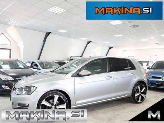 Volkswagen Golf 1.6 TDI-SLOVENSKO VOZILO- SAMO 49.000KM- 1.LASTNIK- KOT NOV-