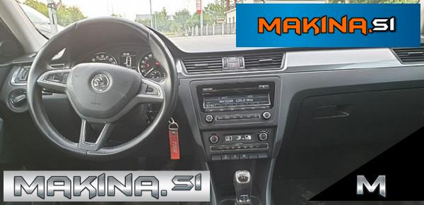 Škoda Rapid 1.6 TDI Active