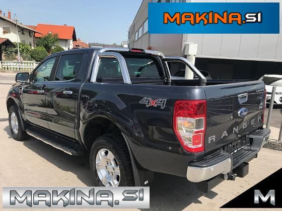 Ford Ranger LIMITED 2.2 TDCI 160KM - VOZILO NA ZALOGI