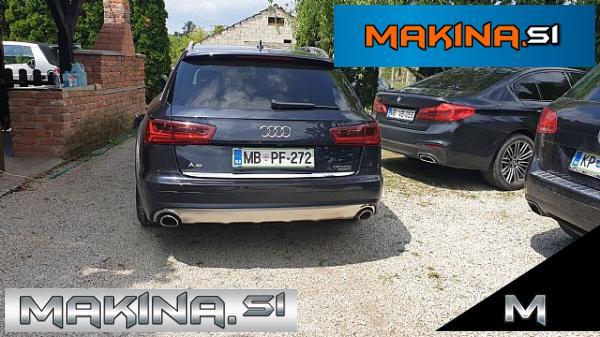 Audi A6 Allroad Allroad 3.0 TDI quattro S-tronic