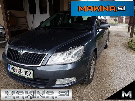 Škoda Octavia Combi 1.6 CR TDI DPF Business