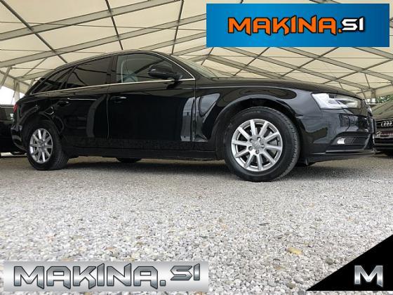 Audi A4 Avant 2.0 TDI clean diesel Style Sport- xenon- navigacija
