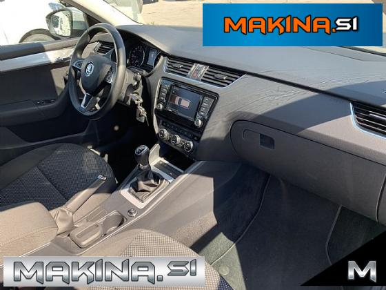 Škoda Octavia Combi 1.6 TDI Ambition Greenline