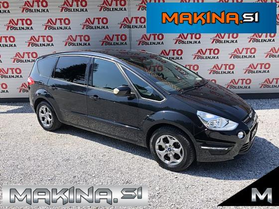 Ford S-Max 1.6 SCTi Trend + SLOVENSKO VOZILO + AVTOMATSKA KLIMA + 2 x PDC + 96.000 KM