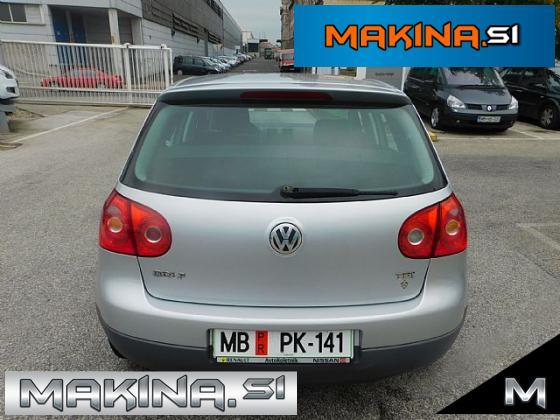 Volkswagen Golf Comfortline 1.9 TDI