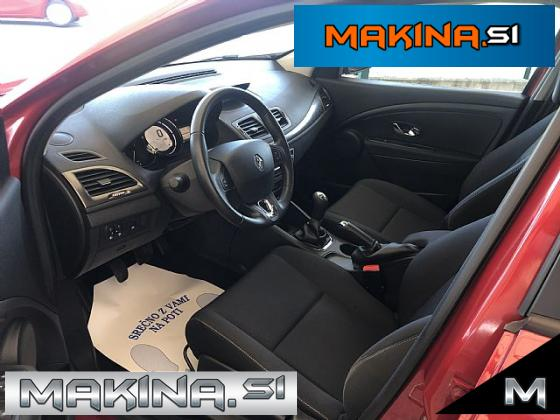 Renault Megane Grandtour 1.5 dCi GT Style- pdc- alu16- slovensko vozilo