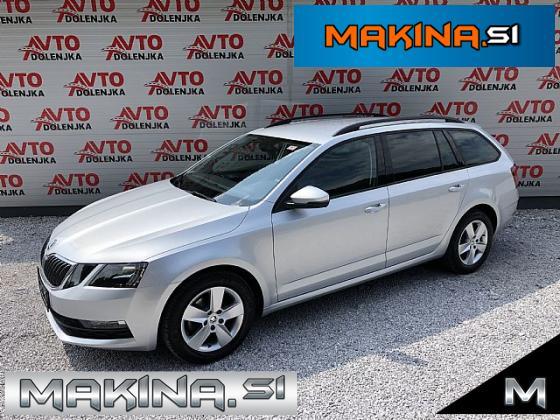 Škoda Octavia Combi 2.0TDI Family AVTOMATSKA KLIMA + PDC + 1.LASTNIK + LE 39580 KM...