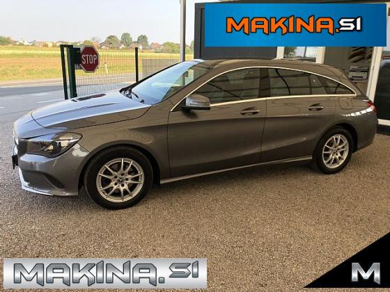 Mercedes-Benz CLA-Razred CLA 180 d Shooting Brake Urban- navigacija- pdc- alu16
