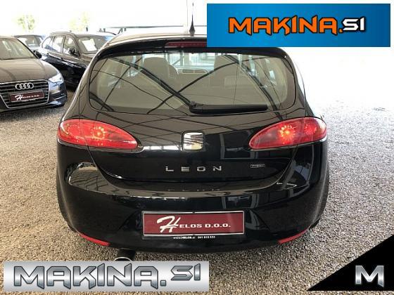 Seat Leon Reference 1.6-slovensko vozilo- alu17- tempomat