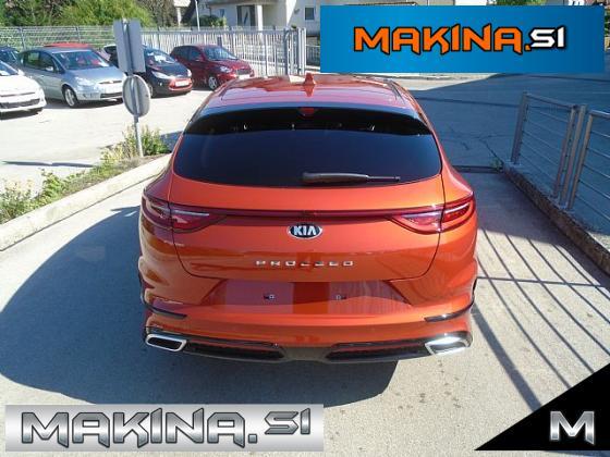 Kia Pro CeeD proceed 1.4 T-  GDI GT-Line ISG