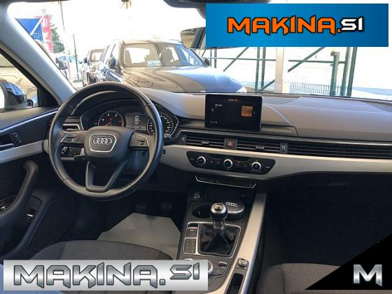 Audi A4 Avant 2.0 TDI ultra Design- navigacija- pdc- alu16