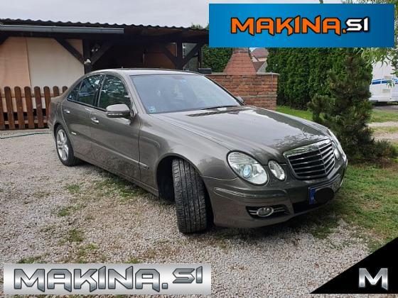 Mercedes-Benz E-Razred E 320 CDI 4MATIC Avantgarde Avtomatic