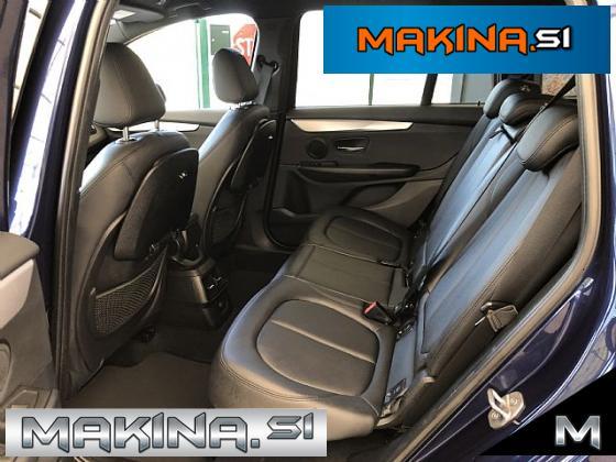 BMW serija 2- 218d Grand Tourer Sport Line- navigacija- pdc- alu16- kamera