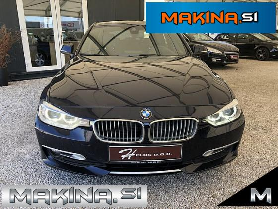 BMW serija 3- 320d EfficientDynamics Edition Touring Avtomatic- xenon