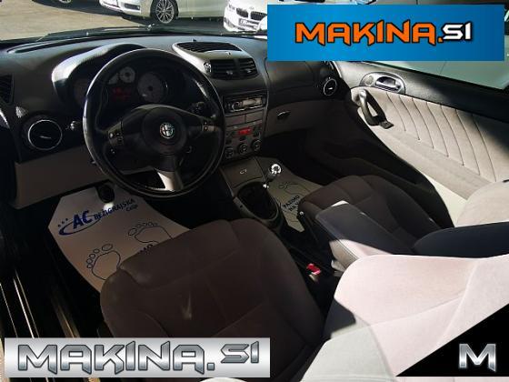 Alfa Romeo GT 1.9 JTD M-Jet Distinctive Collezione- BREZ POLOGA