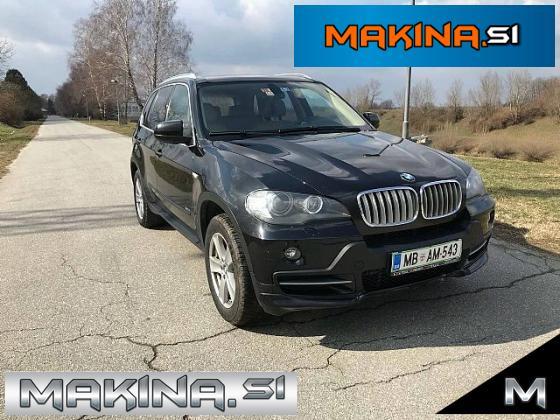 BMW serija- X5 xDrive30d Avtomatic