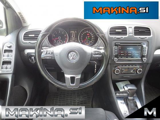 Volkswagen Golf 1.8 16V TSI DSG+XENON+AVTO.KLIMA+POT.RAČ+TEMP+ALU